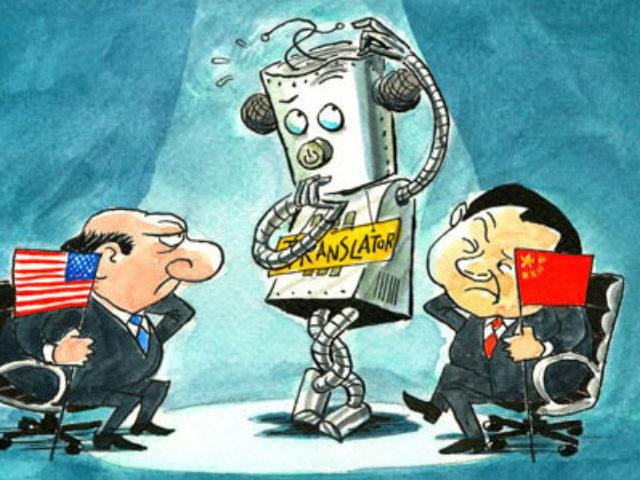 Machine Vs Human (Translators!)
