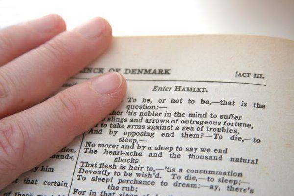 Was Shakespearian English better?!