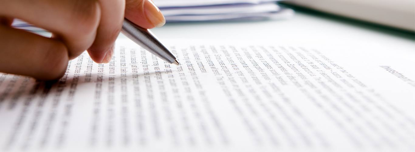 How to translate a business report
