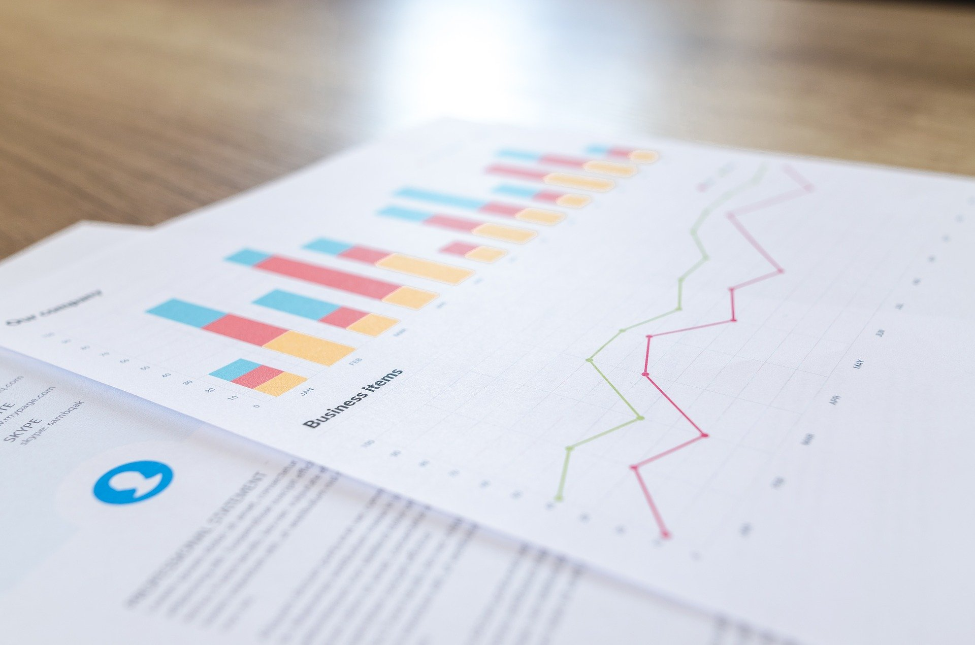 How can I translate company reports?