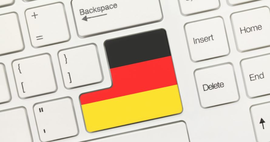 Basic German keywords for tourists