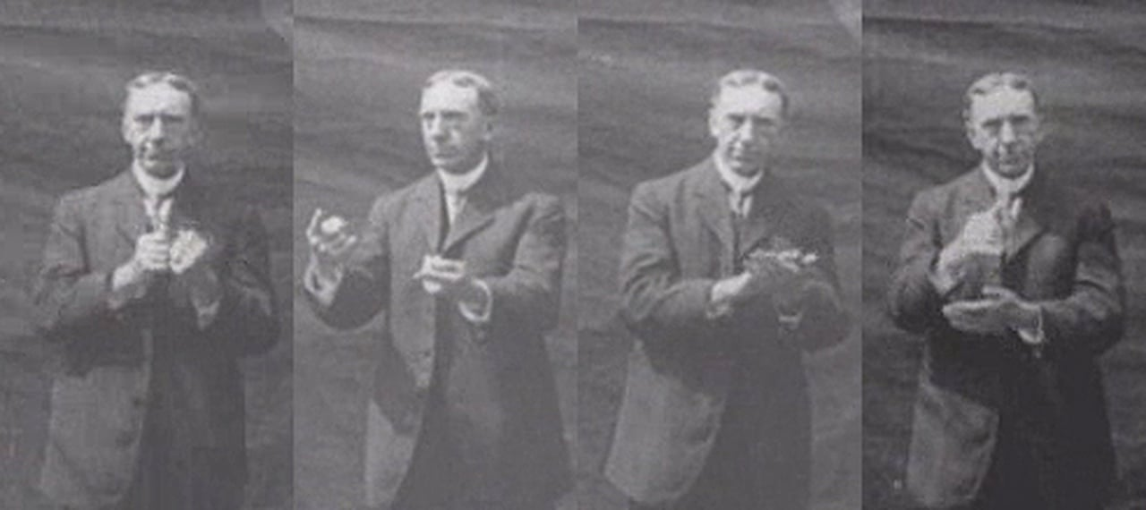 A Brief History of Sign Language