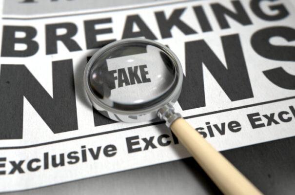 Learn how to spot fake news