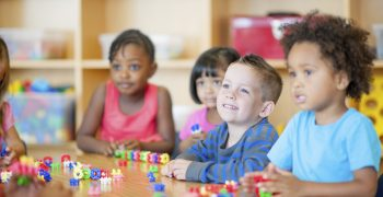 Language development in kindergarten