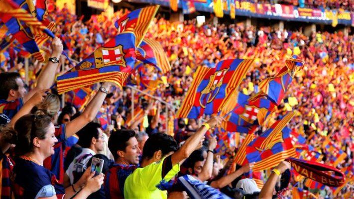 The FC Barcelona Anthem