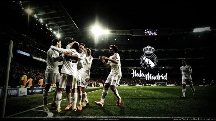 ¡Hala Madrid! Say what?!