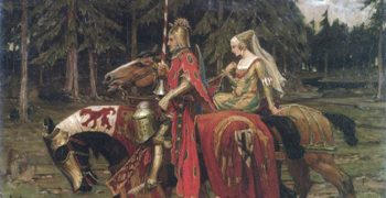 The Strange Case of the Chivalric Romance