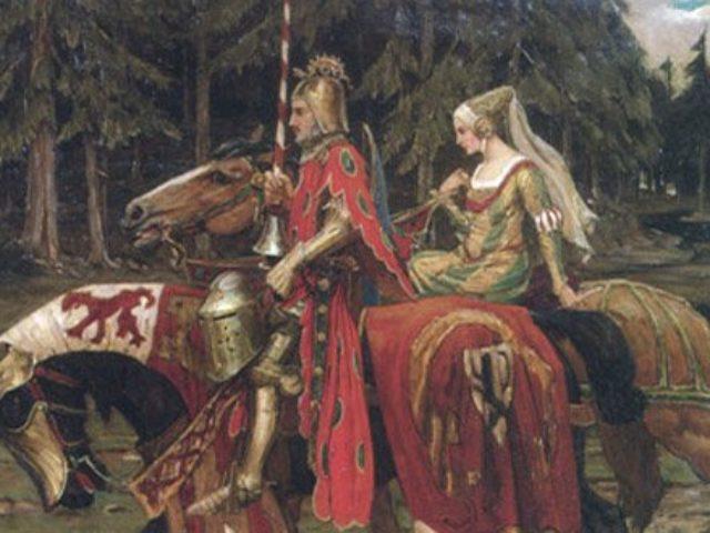 The Strange Case of the Chivalric Romance