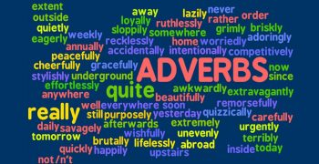 Adverbs: mind or body?