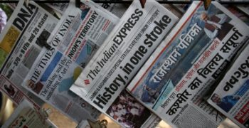History of Newspapers in India