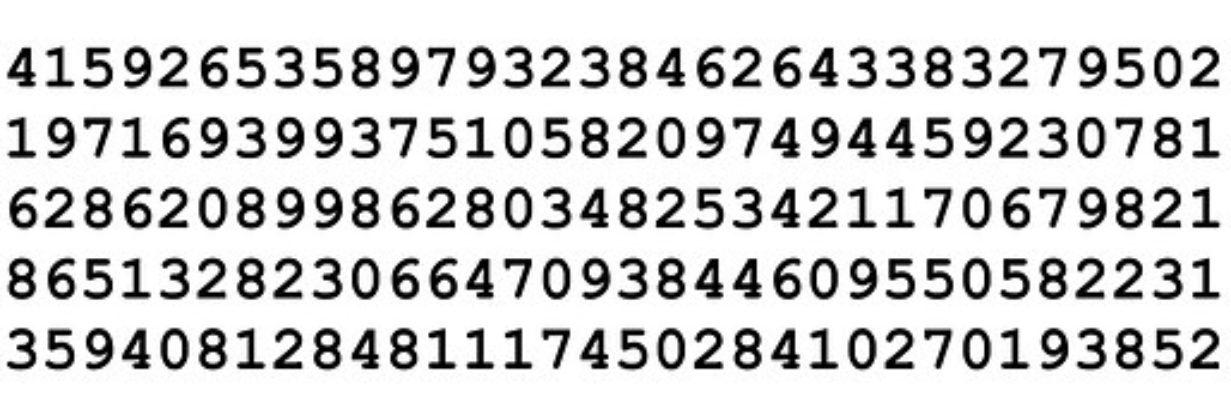 Decimal separators and thousands separators – commas or dots?