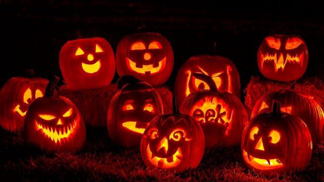 Why a pumpkin on Halloween?