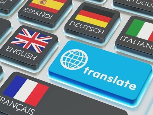 How to count words for translation