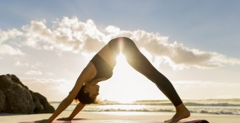 "Where does the word ""yoga"" come from?"